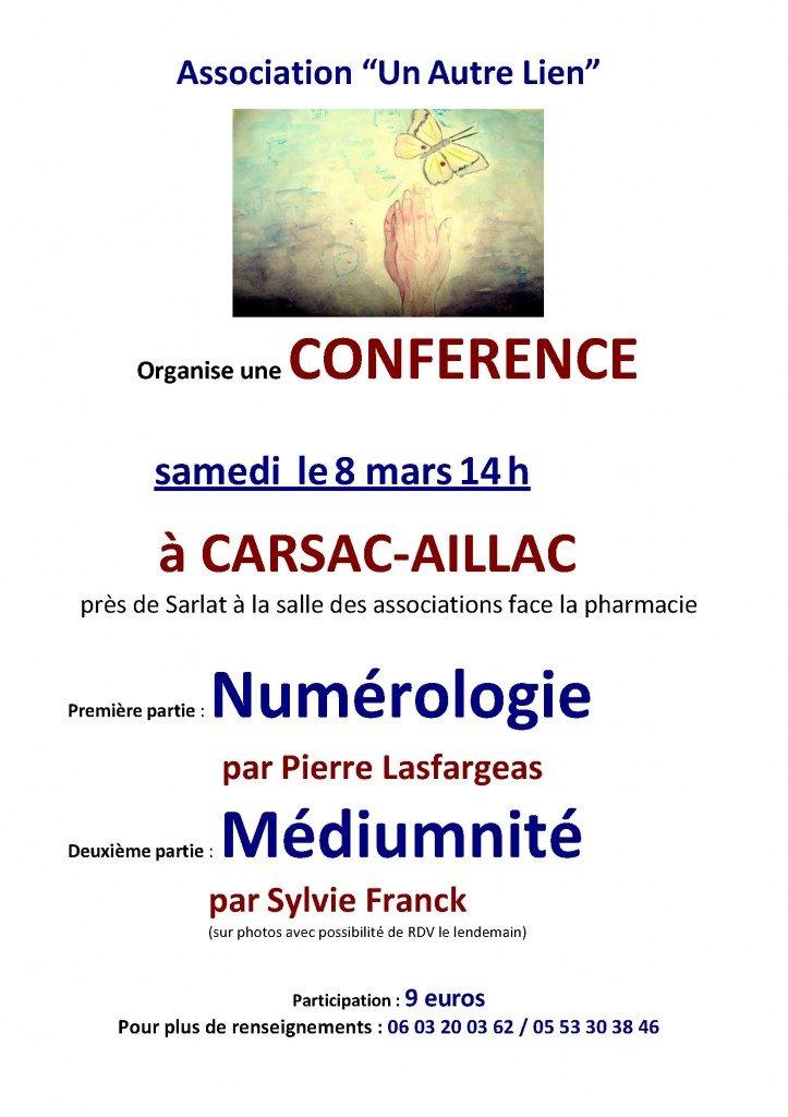 afiche carsac8 mars
